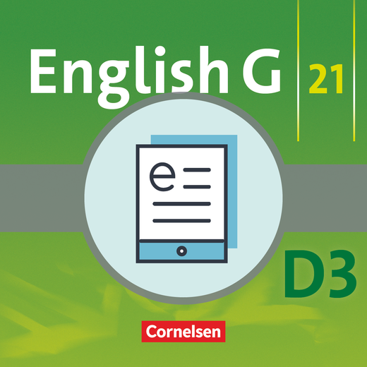 English G 21 - Schülerbuch als E-Book - Band 3: 7. Schuljahr