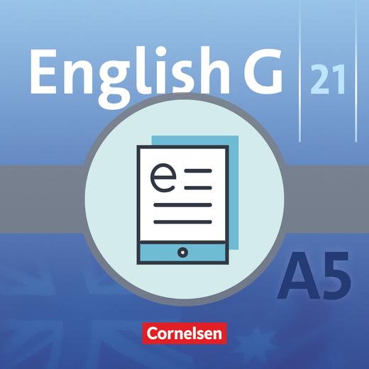 English G 21 - Schülerbuch als E-Book - Abschlussband 5: 9. Schuljahr - 5-jährige Sekundarstufe I