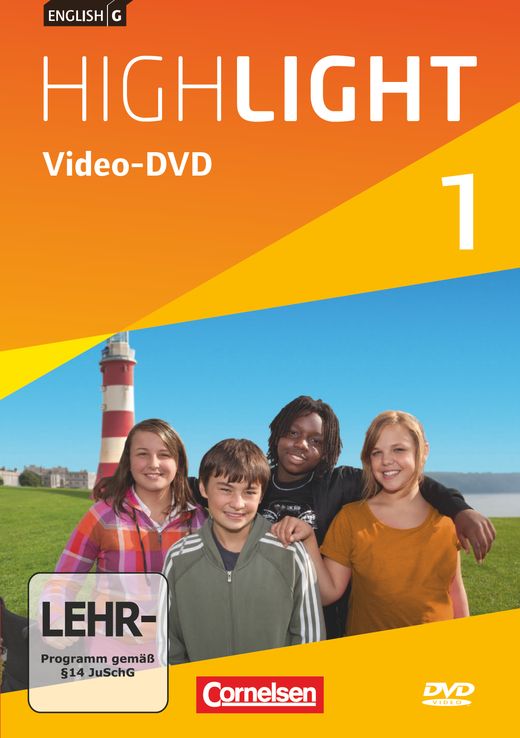 English G Highlight - Video-DVD - Band 1: 5. Schuljahr