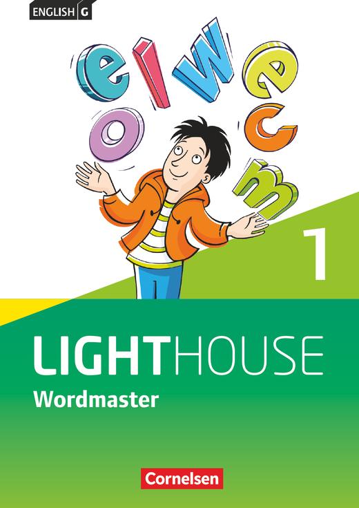 English G Lighthouse - Wordmaster mit Lösungen - Band 1: 5. Schuljahr