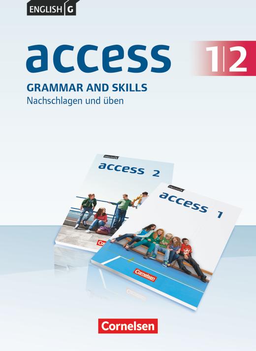 Access - Grammar and Skills - Band 1/2: 5./6. Schuljahr