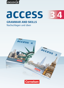 English G Access - Grammar and Skills - Band 3/4: 7./8. Schuljahr