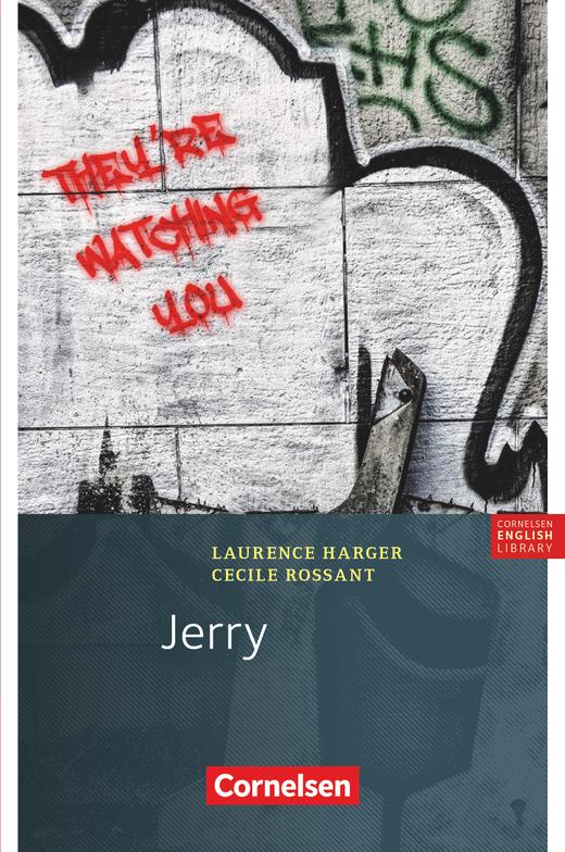 Cornelsen English Library - Jerry - Lektüre zu Access - 7. Schuljahr, Stufe 3