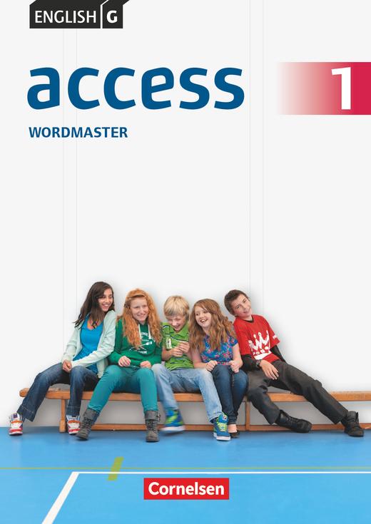 Access - Wordmaster mit Lösungen - Band 1: 5. Schuljahr