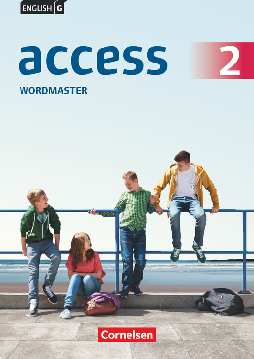 English G Access - Wordmaster mit Lösungen - Band 2: 6. Schuljahr