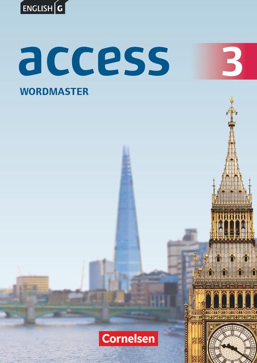 Access - Wordmaster mit Lösungen - Band 3: 7. Schuljahr