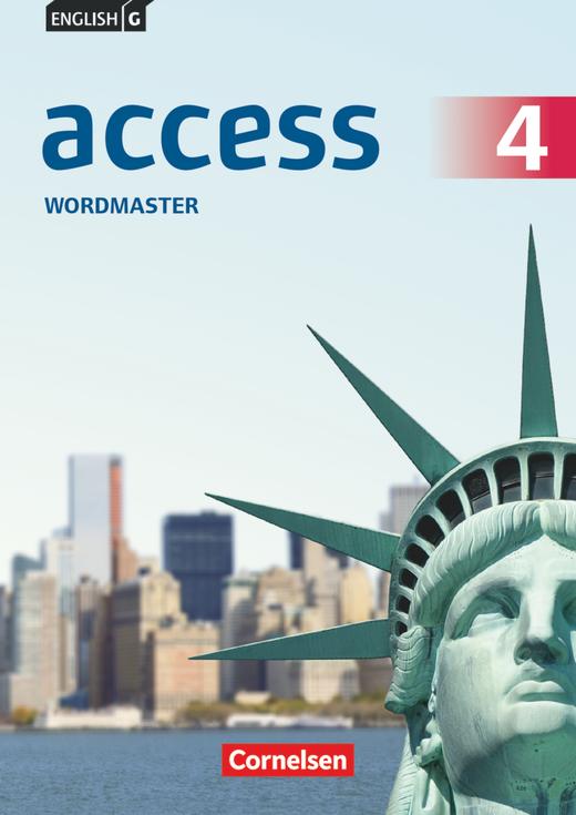 Access - Wordmaster mit Lösungen - Band 4: 8. Schuljahr