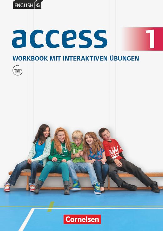 Access - Workbook mit interaktiven Übungen auf scook.de - Band 1: 5. Schuljahr