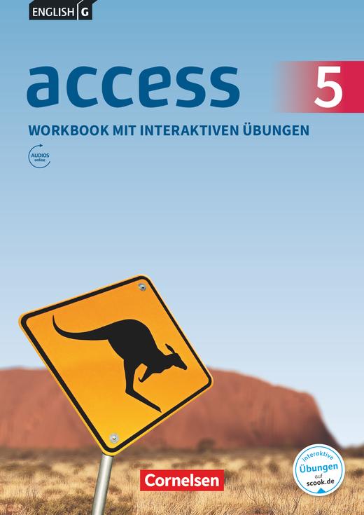 Access - Workbook mit interaktiven Übungen auf scook.de - Band 5: 9. Schuljahr