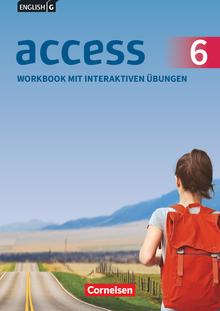 Access - Workbook mit interaktiven Übungen auf scook.de - Band 6: 10. Schuljahr
