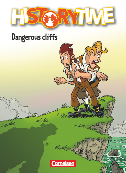 History Time - Dangerous cliffs - Comic