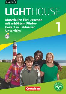 English G Lighthouse - Materialien für Lernende mit erhöhtem Förderbedarf im inklusiven Unterricht - Handreichungen für den Unterricht - Band 1: 5. Schuljahr