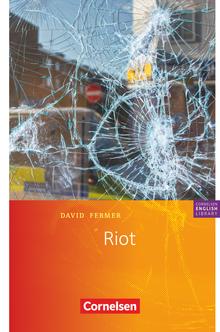 Cornelsen English Library - Riot - Lektüre zu Lighthouse, Headlight und Highlight - 9. Schuljahr, Stufe 2