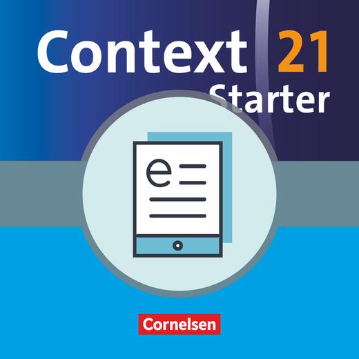 Context 21 - Starter - Schülerbuch als E-Book