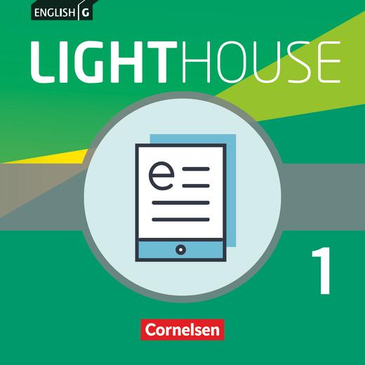 English G Lighthouse - Schülerbuch als E-Book - Band 1: 5. Schuljahr