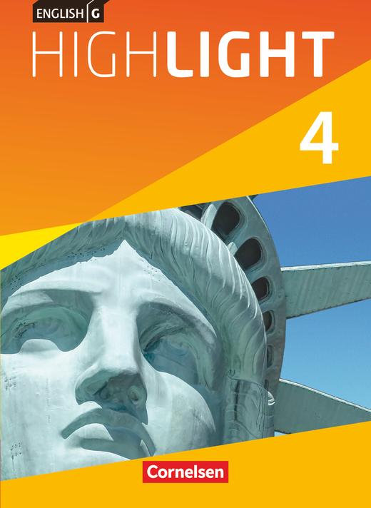 English G Highlight - Schülerbuch - Band 4: 8. Schuljahr
