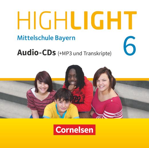 Highlight - CD-Extra - 6. Jahrgangsstufe