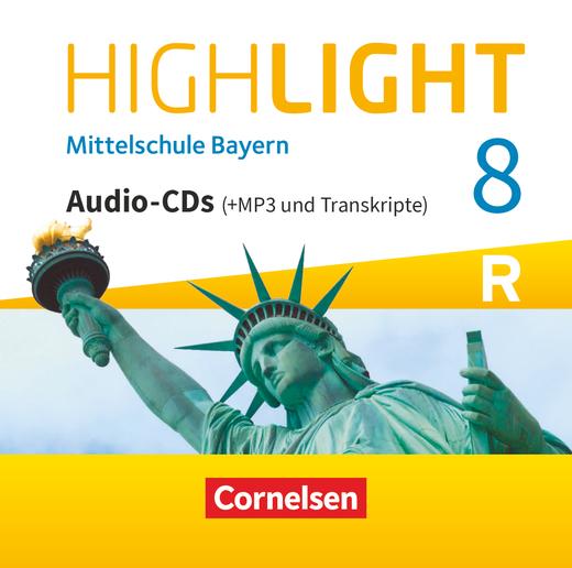 Highlight - CD-Extra - 8. Jahrgangsstufe