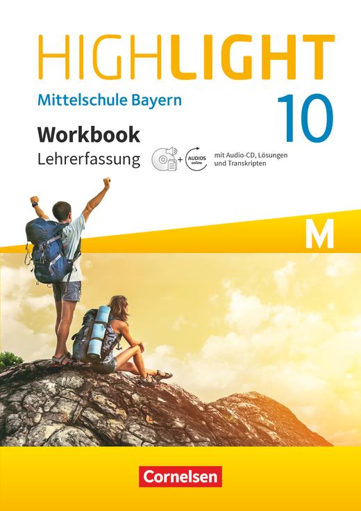 Highlight - Workbook - Lehrerfassung - 10. Jahrgangsstufe