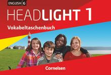 English G Headlight - Vokabeltaschenbuch - Band 1: 5. Schuljahr