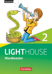English G Lighthouse - Wordmaster mit Lösungen - Band 2: 6. Schuljahr