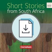 Cornelsen Senior English Library - Short Stories from South Africa - Teacher's Manual als Download - Ab 11. Schuljahr
