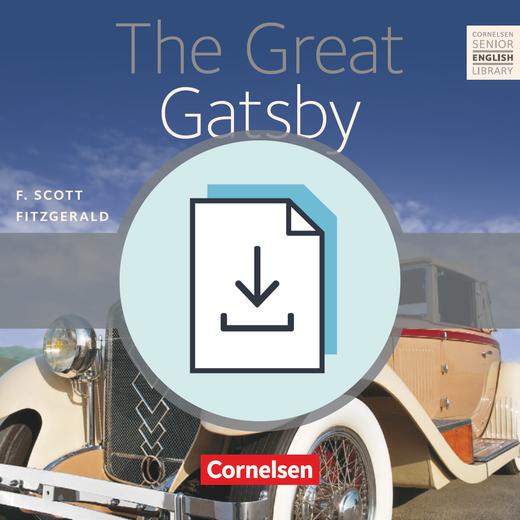 Cornelsen Senior English Library - The Great Gatsby - Arbeitsblätter als Download zum Film - Ab 11. Schuljahr