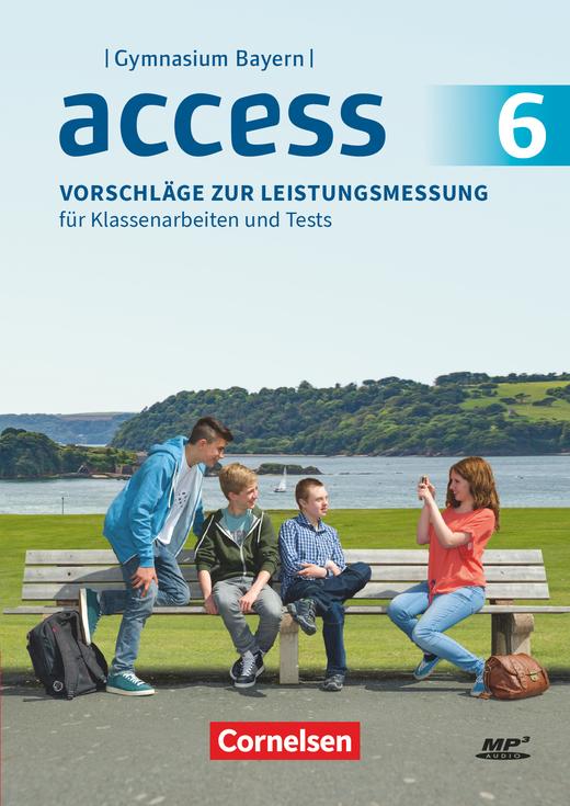 Access - Vorschläge zur Leistungsmessung - CD-Extra - 6. Jahrgangsstufe