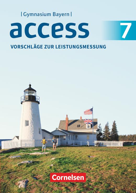 Access - Vorschläge zur Leistungsmessung - CD-Extra - 7. Jahrgangsstufe