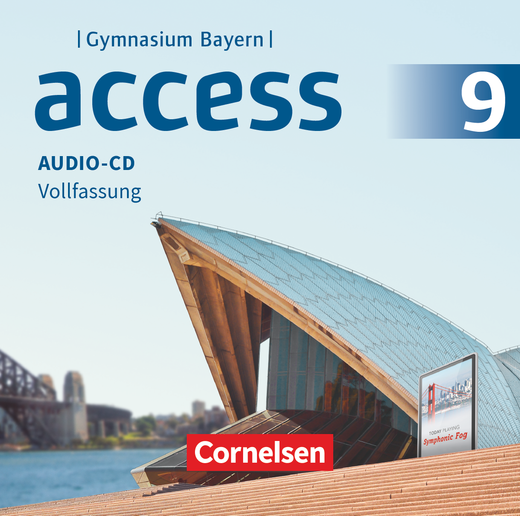 Access - Audio-CD - 9. Jahrgangsstufe