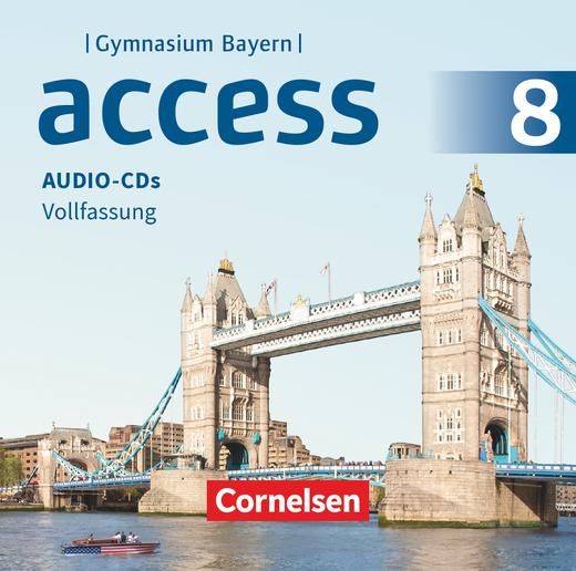 Access - Audio-CDs - 8. Jahrgangsstufe