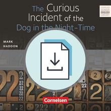 Cornelsen Senior English Library - The Curious Incident of the Dog in the Night-Time - Teacher's Manual mit Klausurvorschlägen als Download - Ab 10. Schuljahr