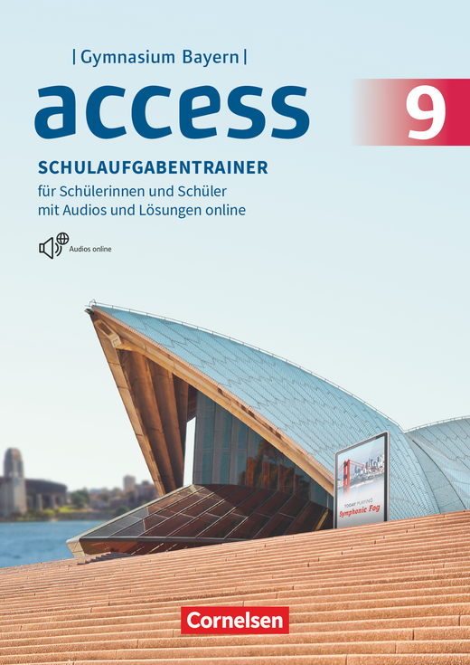 Access - Schulaufgabentrainer mit Audios und Lösungen online - 9. Jahrgangsstufe