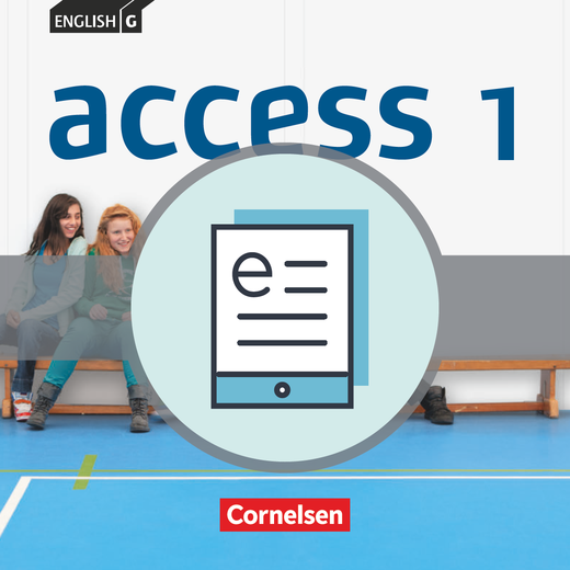 Access - Schülerbuch als E-Book - Band 1: 5. Schuljahr