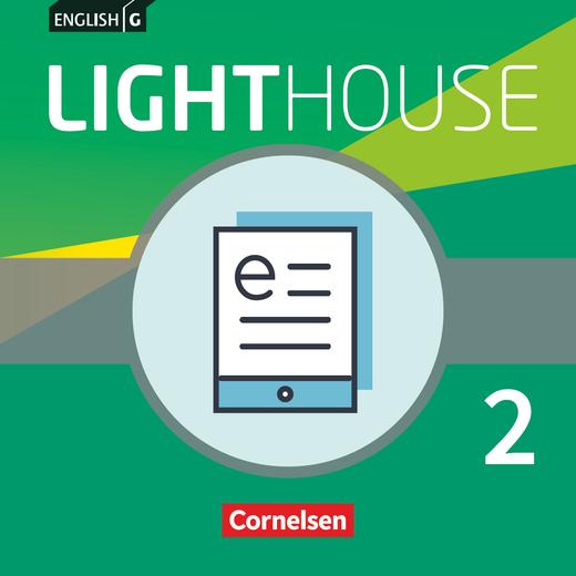 English G Lighthouse - Schülerbuch als E-Book - Band 2: 6. Schuljahr