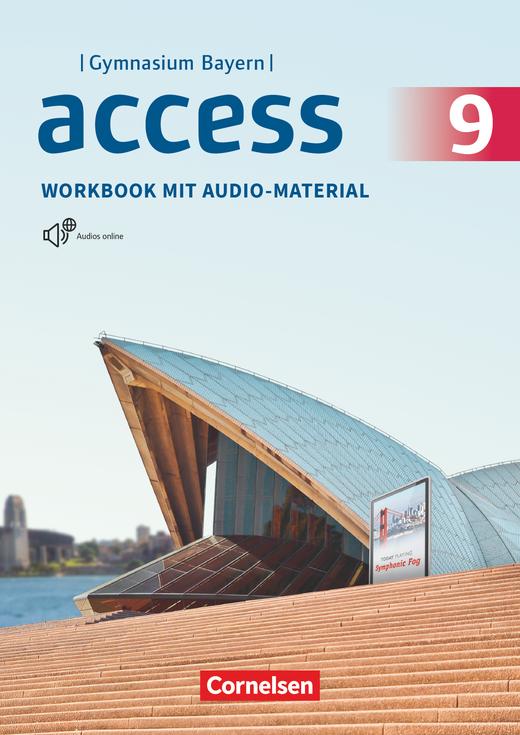 Access - Workbook mit Audios online - 9. Jahrgangsstufe