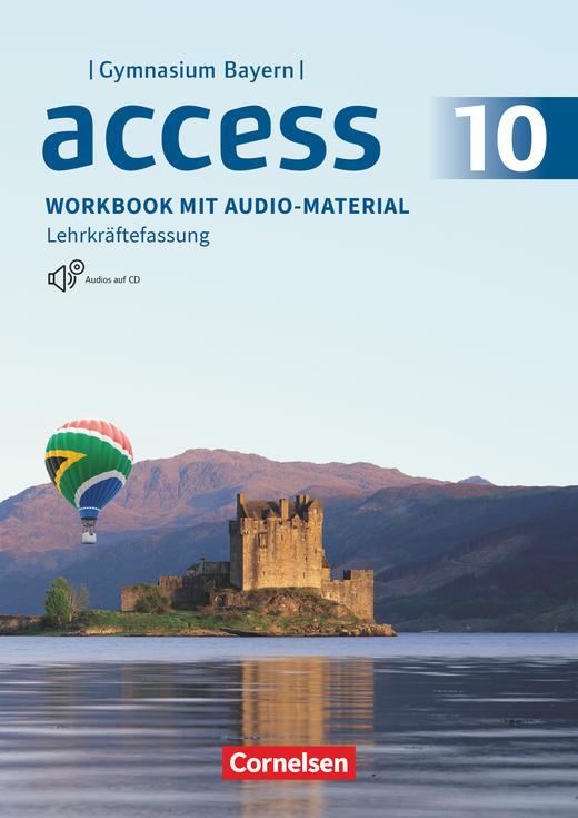 Access - Workbook - Lehrerfassung - 10. Jahrgangsstufe