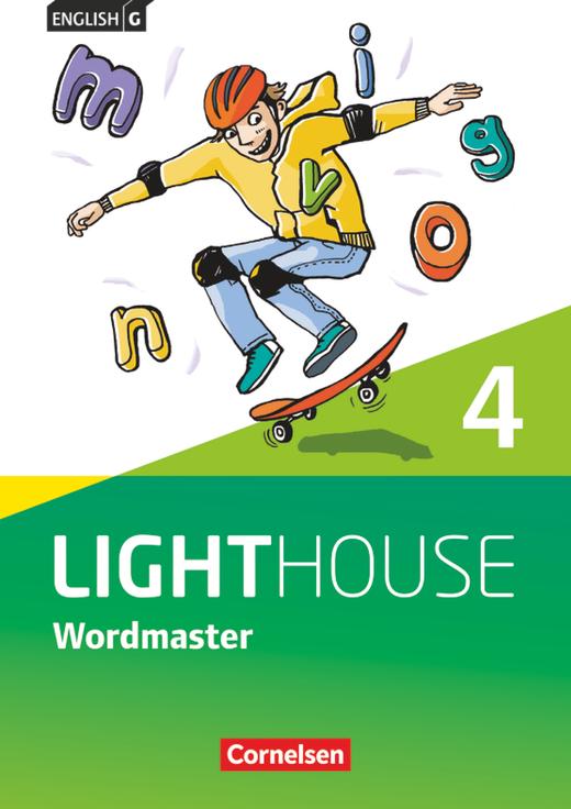 English G Lighthouse - Wordmaster mit Lösungen - Band 4: 8. Schuljahr