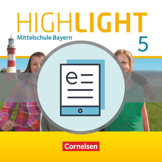 Highlight - Schülerbuch als E-Book - 5. Jahrgangsstufe