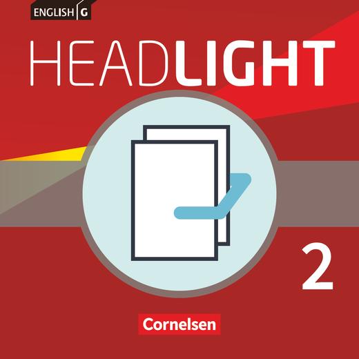 English G Headlight - Begleitmedienpaket - Band 2: 6. Schuljahr