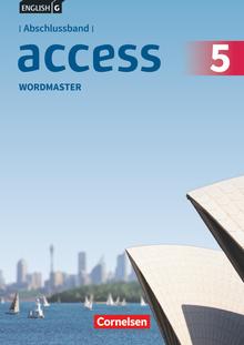 English G Access - Wordmaster mit Lösungen - Abschlussband 5: 9. Schuljahr
