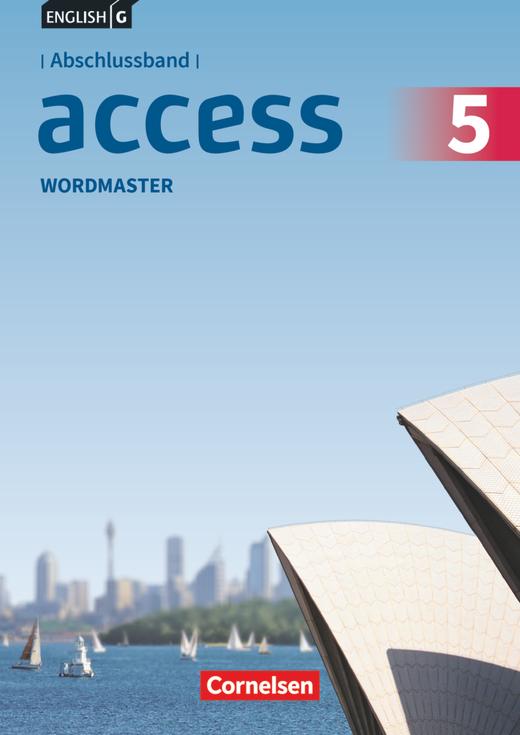 Access - Wordmaster mit Lösungen - Abschlussband 5: 9. Schuljahr