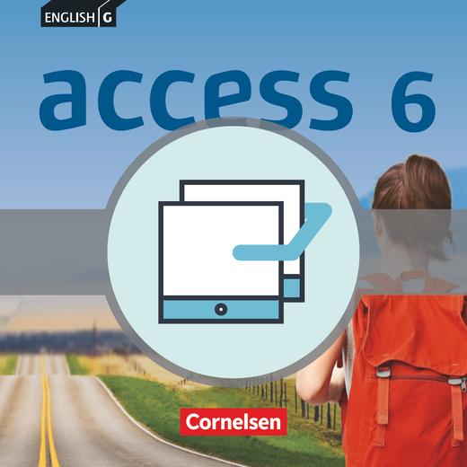 Access - Schülerbuch als E-Book - Band 6: 10. Schuljahr