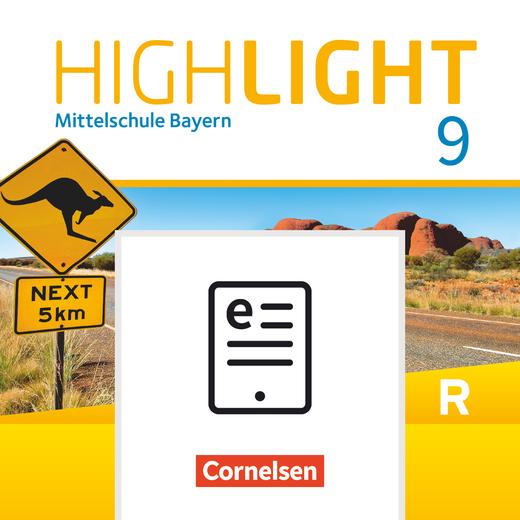Highlight - Schülerbuch als E-Book - 9. Jahrgangsstufe