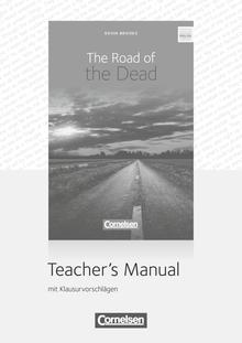 Cornelsen Senior English Library - The Road of the Dead - Teacher's Manual mit Audio-CD und Klausurvorschlägen - Ab 11. Schuljahr