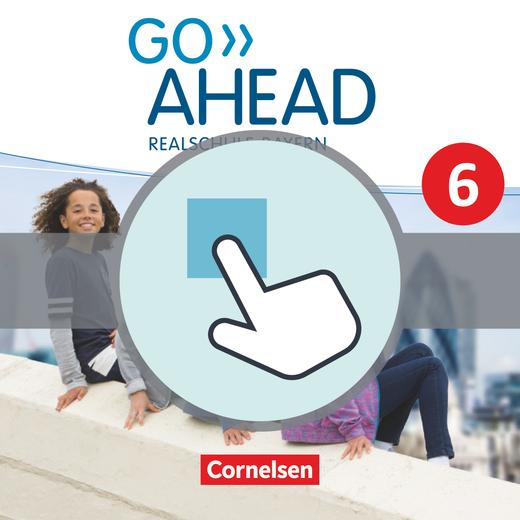 Go Ahead - Interaktive Übungen als Ergänzung zum Workbook - 6. Jahrgangsstufe
