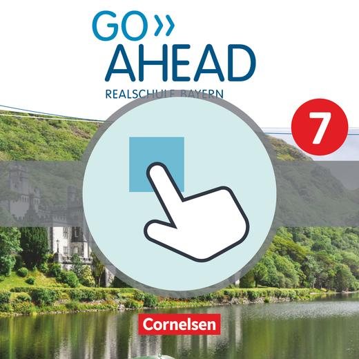 Go Ahead - Interaktive Übungen als Ergänzung zum Workbook - 7. Jahrgangsstufe