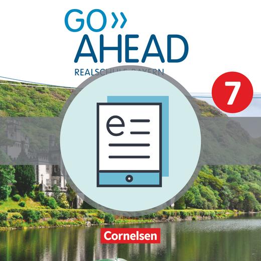 Go Ahead - Schülerbuch als E-Book - 7. Jahrgangsstufe