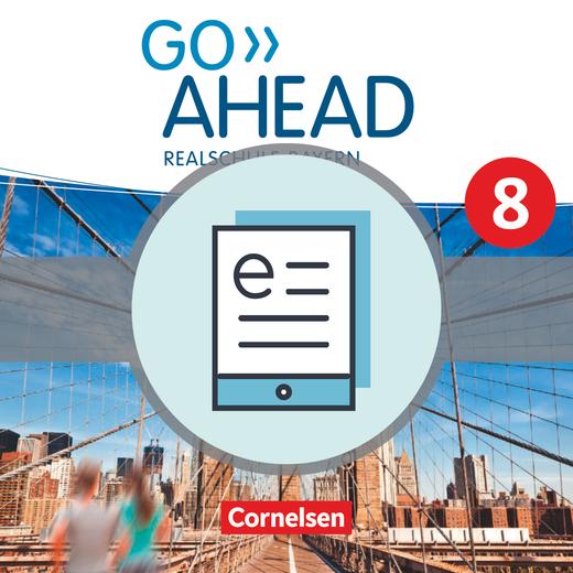 Go Ahead - Schülerbuch als E-Book - 8. Jahrgangsstufe