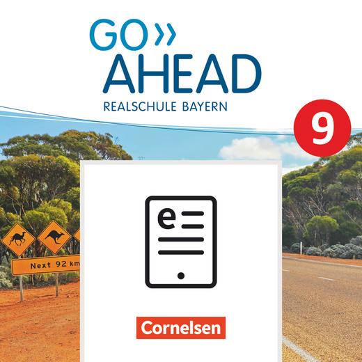 Go Ahead - Schülerbuch als E-Book - 9. Jahrgangsstufe